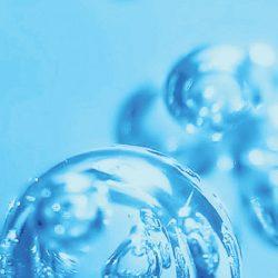 große Blasen